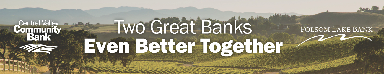 Two Great Banks Even Better Together