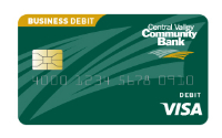 Business Debit Card graphic