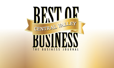 Best of Central Valley Business banner ad