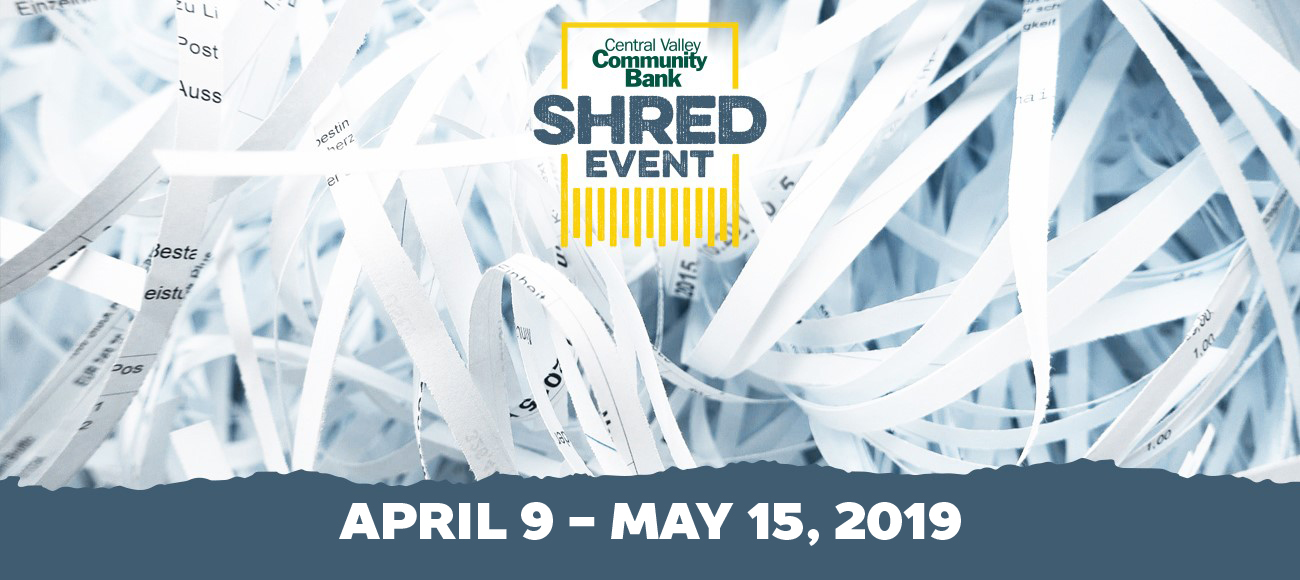 2019 Shredding Campaign Dates and Locations
